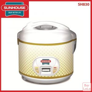 SUNHOUSE RICE COOKER (SH - 830)-57266