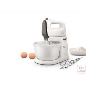 PHILIPS Bowl Mixer (HR 3745/00)-60876