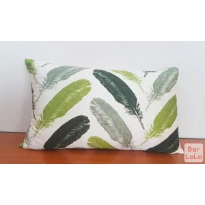 The Cushion Factory Green Feather(SG-PLB258)-63000