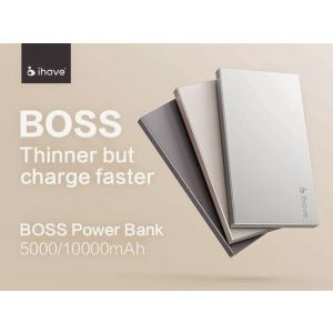 BOSS Power Bank 5000mAh-30192