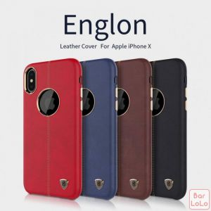 Nillkin Apple iPhone X Englon Leather Cover-42240