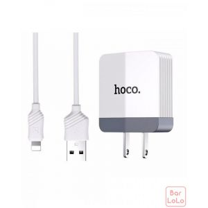 Hoco Iphone Charger Set ( C13A )-51166
