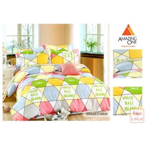Amazing One Double Beed Sheet (5 in 1)Code : AZMYB5D-64536