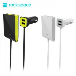 ROCK Extensive 5Port Car Charger-30269