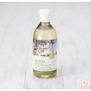 Bottega Verde OLIVE OIL - BATH & SHOWER, for dry or delicate skin, soothing, protective, with Olive oil from Palazzo Massaini (400 ml)-42655