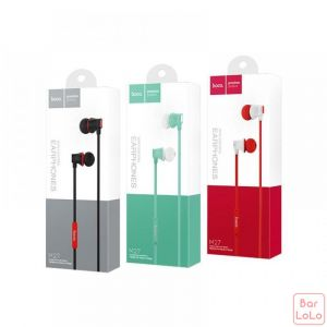 Hoco Earphone ( M27 )-51671