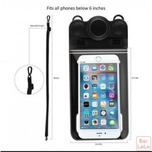 Vorson Waterproof Bag with Speaker For iPhone-57941