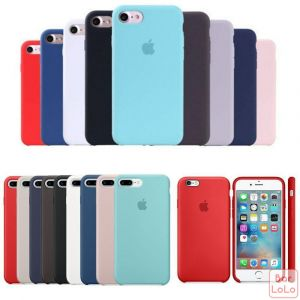 Original Silicon Case For iPhone 7-57998