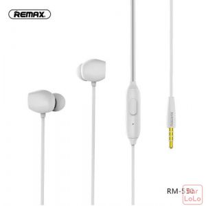REMAX Wired Music Earphone ( RM-550 )-62684