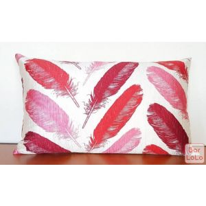 The Cushion Factory Pink Feather(SG-PLB259)-63013