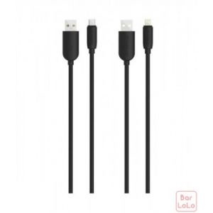 Vorson Antifreezing 1m Android Cable (Code - VU0007)-65389