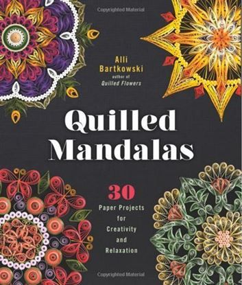 Picture of Quilled Mandalas