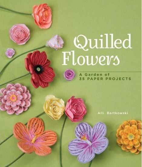 Picture of Quilled Flowers