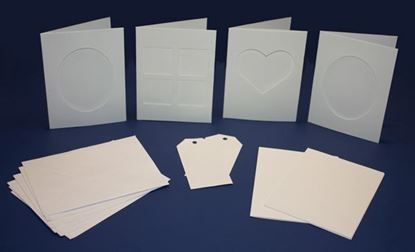 Picture of Variety Pack - Cardstock Cards & Tags