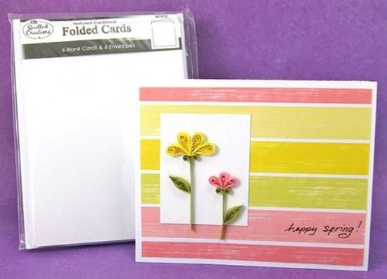 Picture of Blank Cards and Envelopes