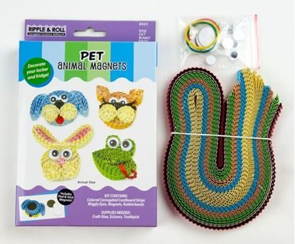 Picture of Pet Animal Magnets Kit