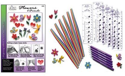 Picture of Flowers & Friends Class Pack (6 kits)