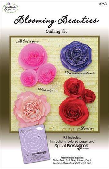 Blooming Beauties Kit Cover
