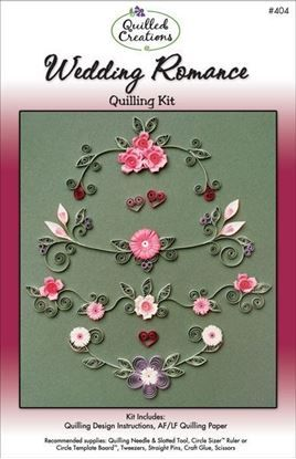 Wedding Romance Quilling Kit Cover