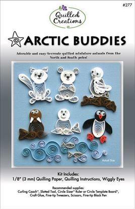 Arctic Buddies Quilling Kit