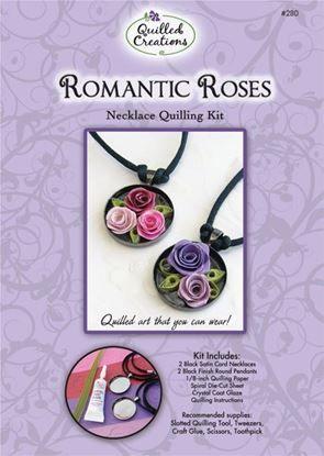 Romantic Roses Necklace Kit