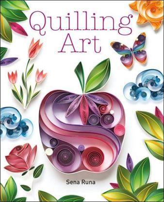 quilling art book