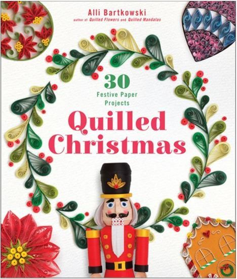Quilled Christmas Book