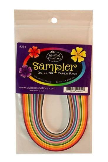 254-Quilling-Paper-Sampler-Package