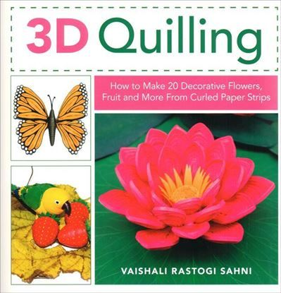 3D Quilling Book