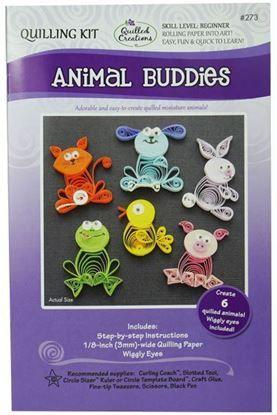 273-Animal-Buddies-Quilling-Kit