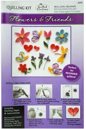 290-Flowers-and-Friends-Quilling-Kit