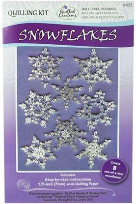 403-Snowflake-Quilling-Kit