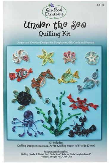 410-Under-the-Sea-Quilling-Kit