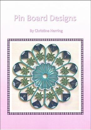 Pin Board Designs Quilling Book