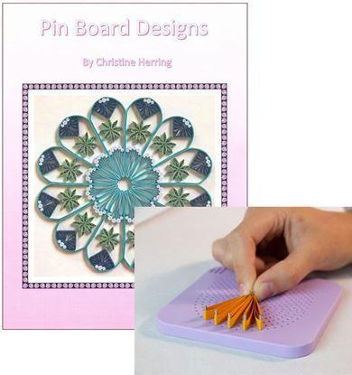 Husking Board and Pin Board Book