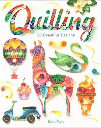 Quilling 20 Beautiful Designs