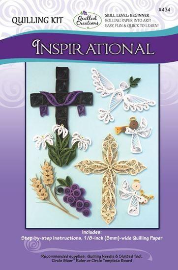 Christian Inspiration Quilling Kit