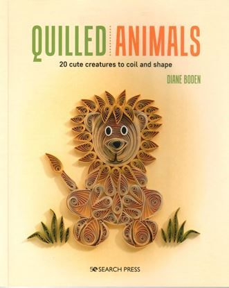 Quilled Animals Book