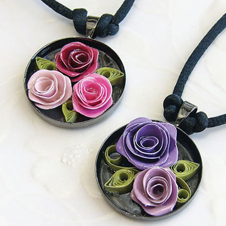 Picture for category Quilling Jewelry