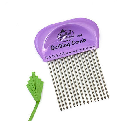 Picture of Quilling Comb