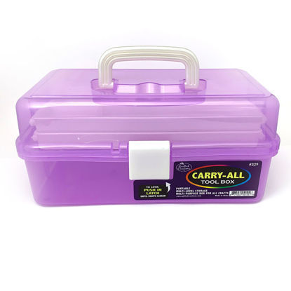 Carry-All Toolbox Closed Empty