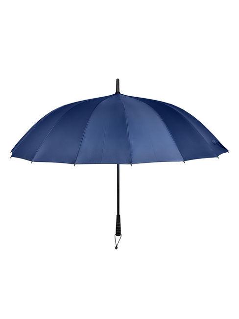 Navy Blue Compact UV protection Monsoon/Rainy Umbrella For Men & Women