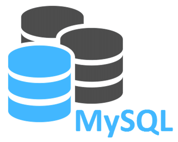 mysql logo-what is wordpress