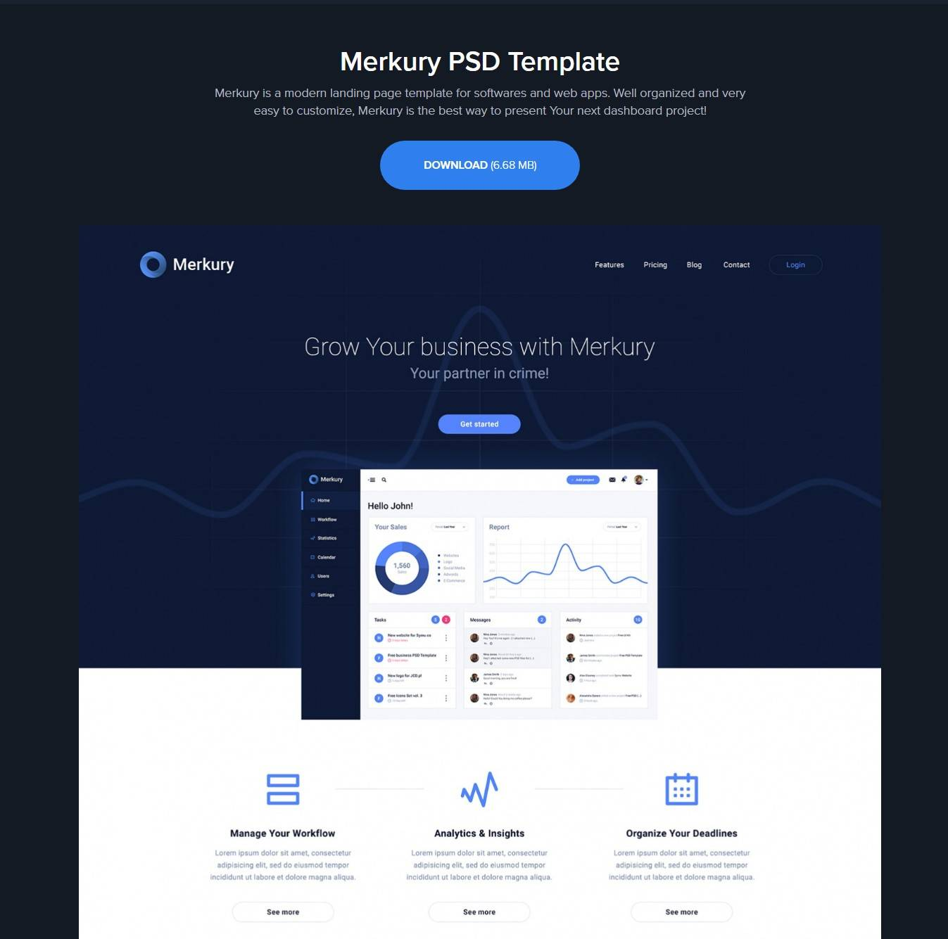 merkury-psd-template-free-templates-download-for-website