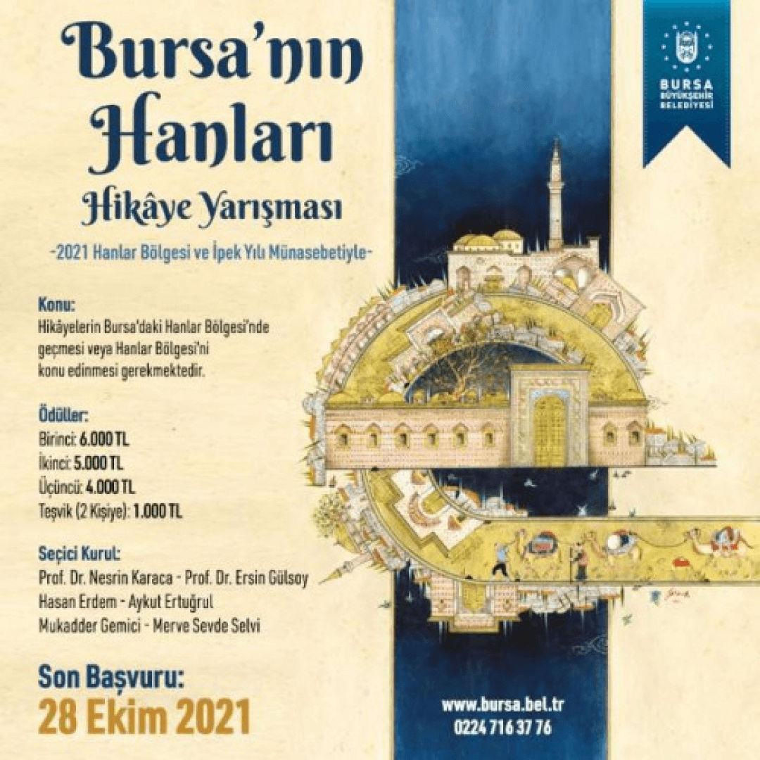 Bursa'nın Hanları Hikaye Yarışması