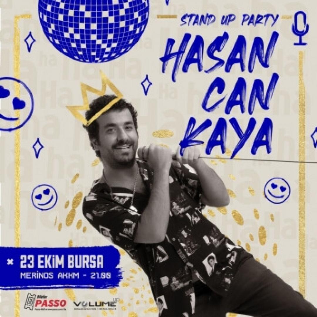Hasan Can Kaya Stand-up Party