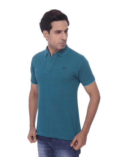 WALSEY MENS CLASSIC  STRAIGHT COLLAR T-SHIRT