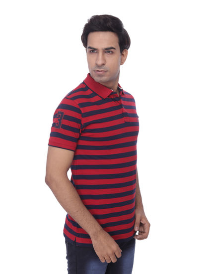 WALSEY MENS CLASSIC KNITTED T-SHIRT