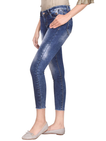 Coral  Women'S Comfortable Jeans