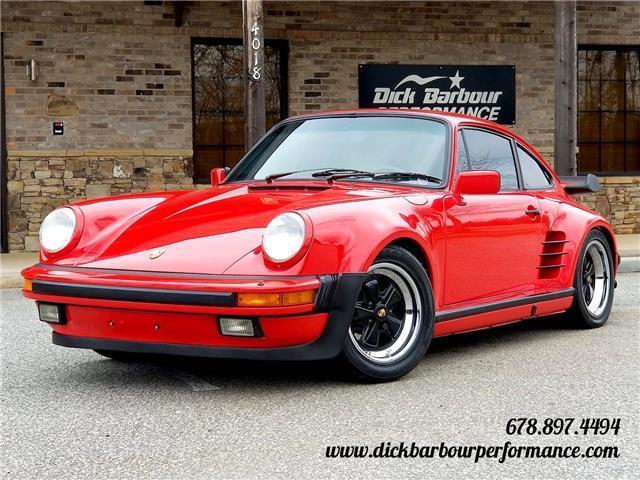 GREAT 1987 Porsche 911 930 Turbo